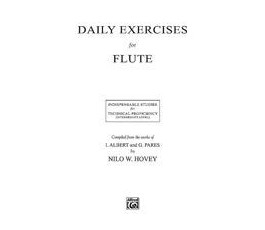HOVEY DAILY EXERCISES FLUTE