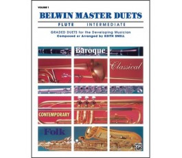 BELWIN MASTER DUETS V.2 INTERM