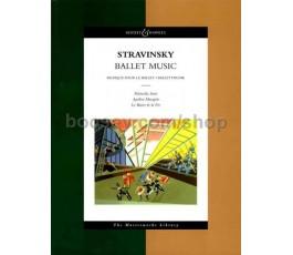STRAVINSKY BALLET MUSIC