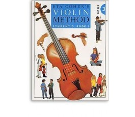 COHEN E. METHOD VIOLIN V.3