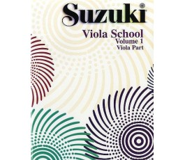 SUZUKI VIOLA SCHOOL VOLUME...