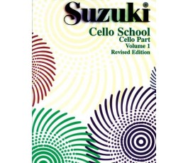 SUZUKI CELLO SCHOOL VOL 1...