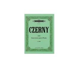 CZERNY C.100 EJERCICIOS...