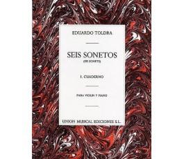 TOLDRA, E. SEIS SONETOS (...