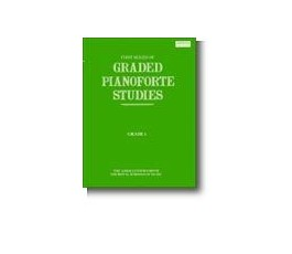 GRADED PIANOFORTE STUDIES...